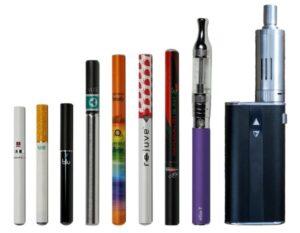 Tabaco, vaporizadores y weed