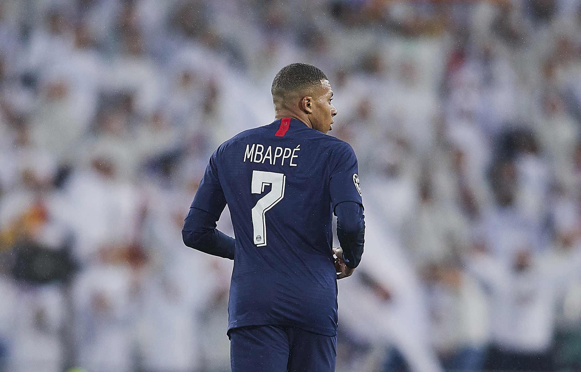 Kylian Mbappe Named Star Of FIFA 21 2