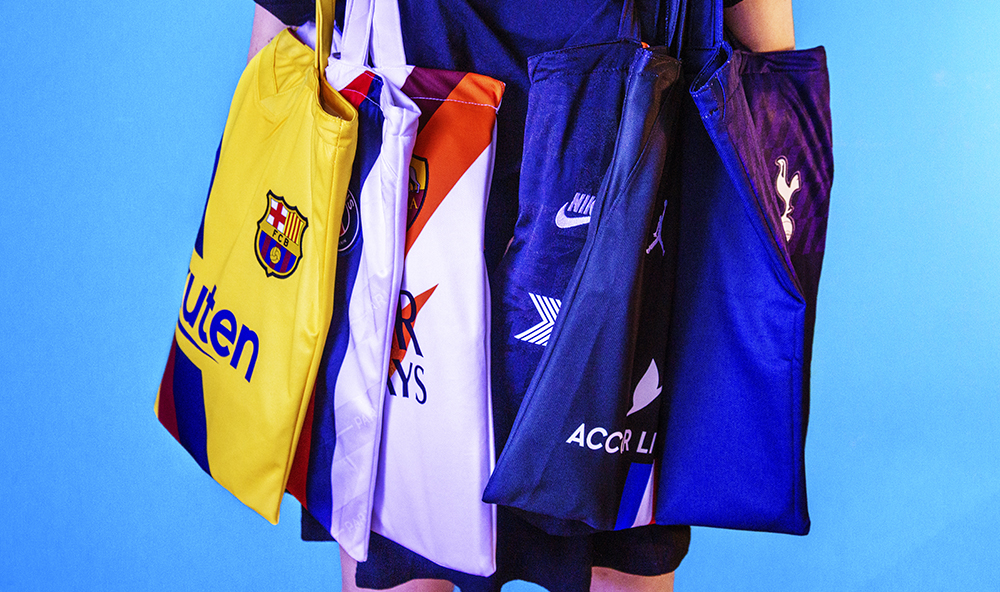 Equipo FC Tote Bags