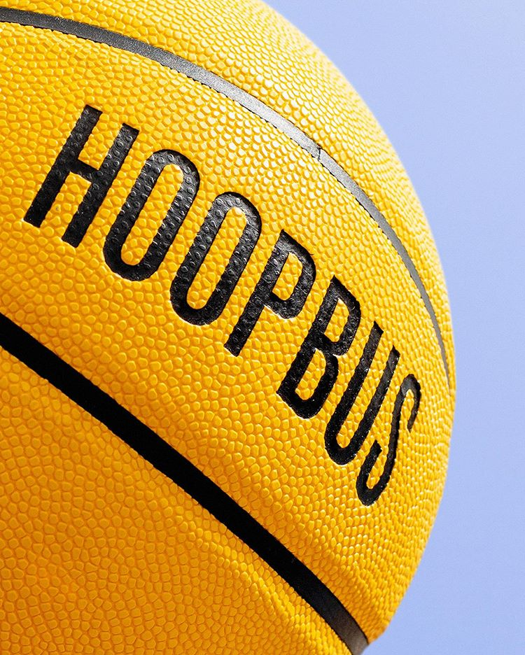 Hoop Bus Collab with Veniceball Basketball 5