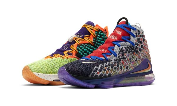 LeBron James What The Sneaker Release Date 3
