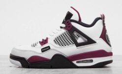 Nike Jordan 4 Paris St Germain 2