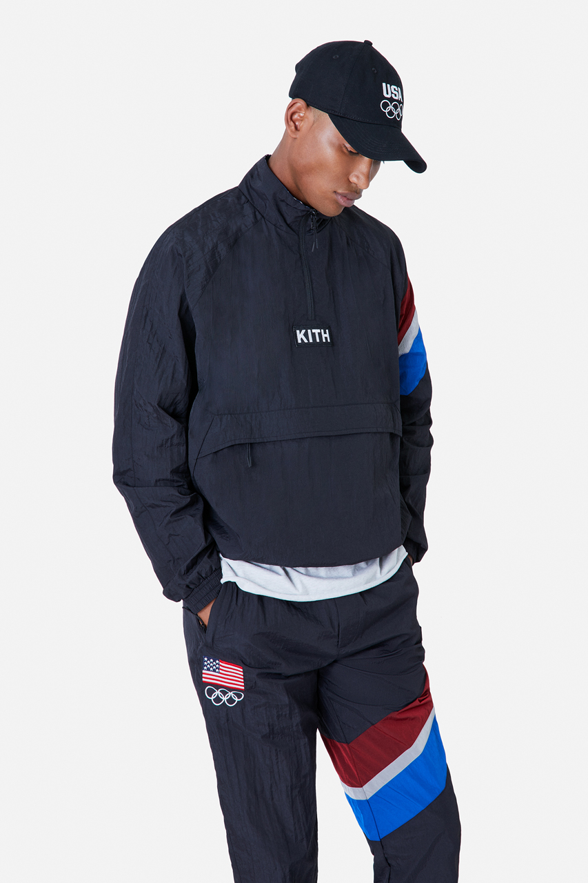 kith team usa tokyo olympic games tracksuit collection 6
