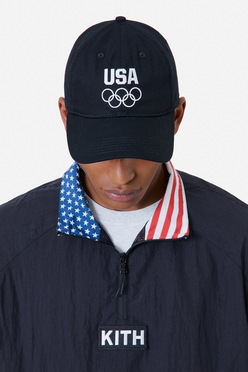 kith team usa tokyo olympic games tracksuit collection 7