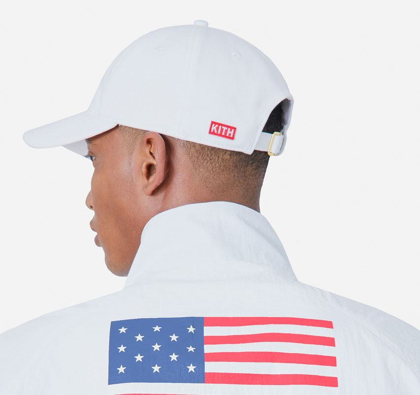 kith team usa tokyo olympic games tracksuit collection 9