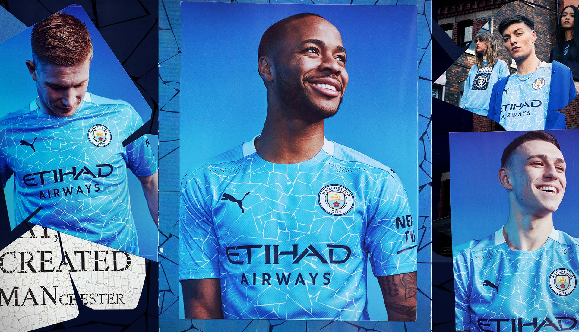 manchester city new home kit by puma shown by krimy 5