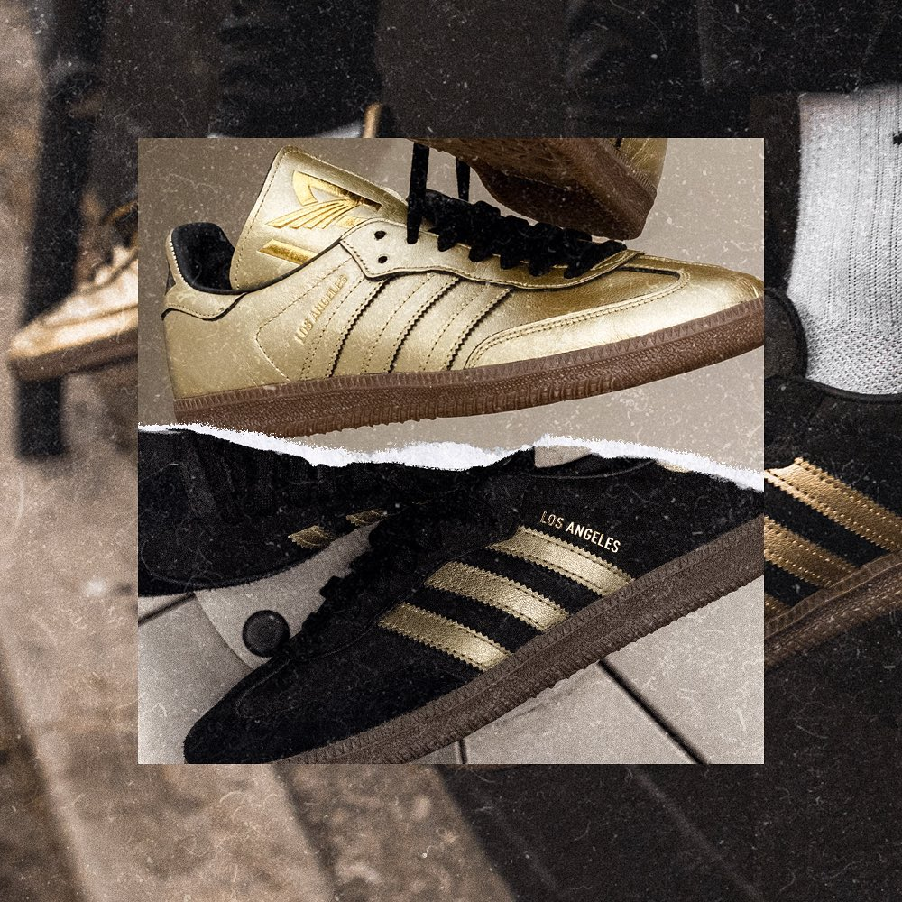 Adidas And LAFC 1