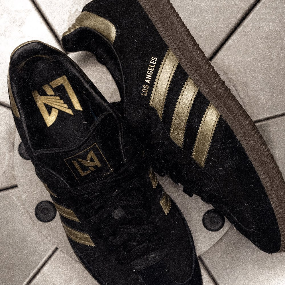 Adidas And LAFC 2