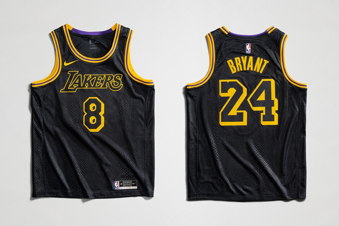 Lakers to wear Mamba jerseys following first round of playoffs 1