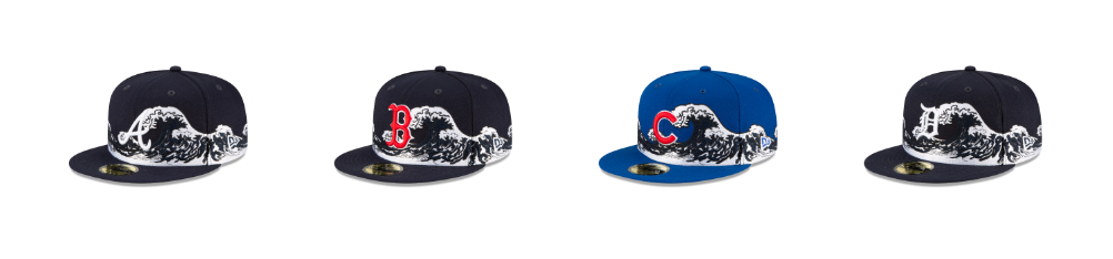New Era 100 Years Wave Collection 2