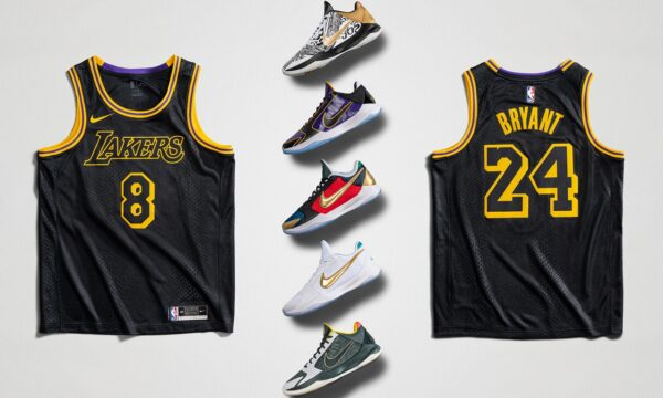 Nike Kobe Bryant Footwear and Apparel for Mamba Week 1