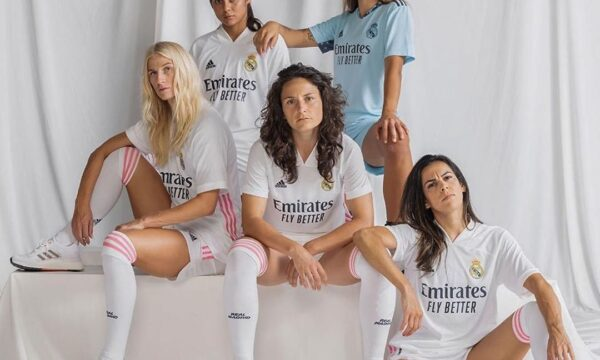 Real Madrid 20 21 Home Jersey White 4