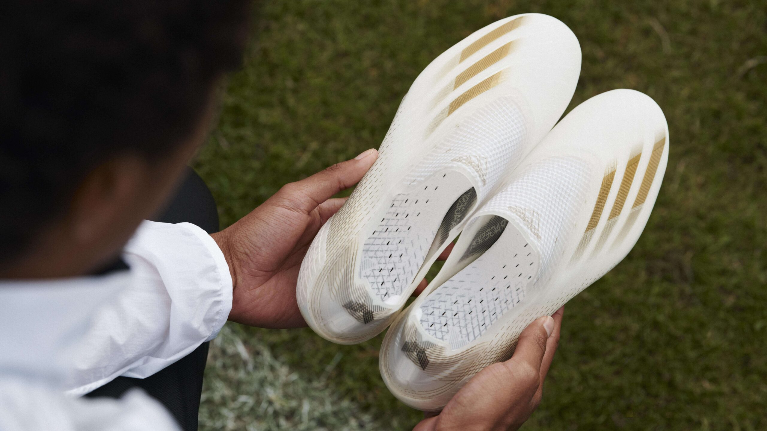 adidas X Ghosted Soccer Boots 1