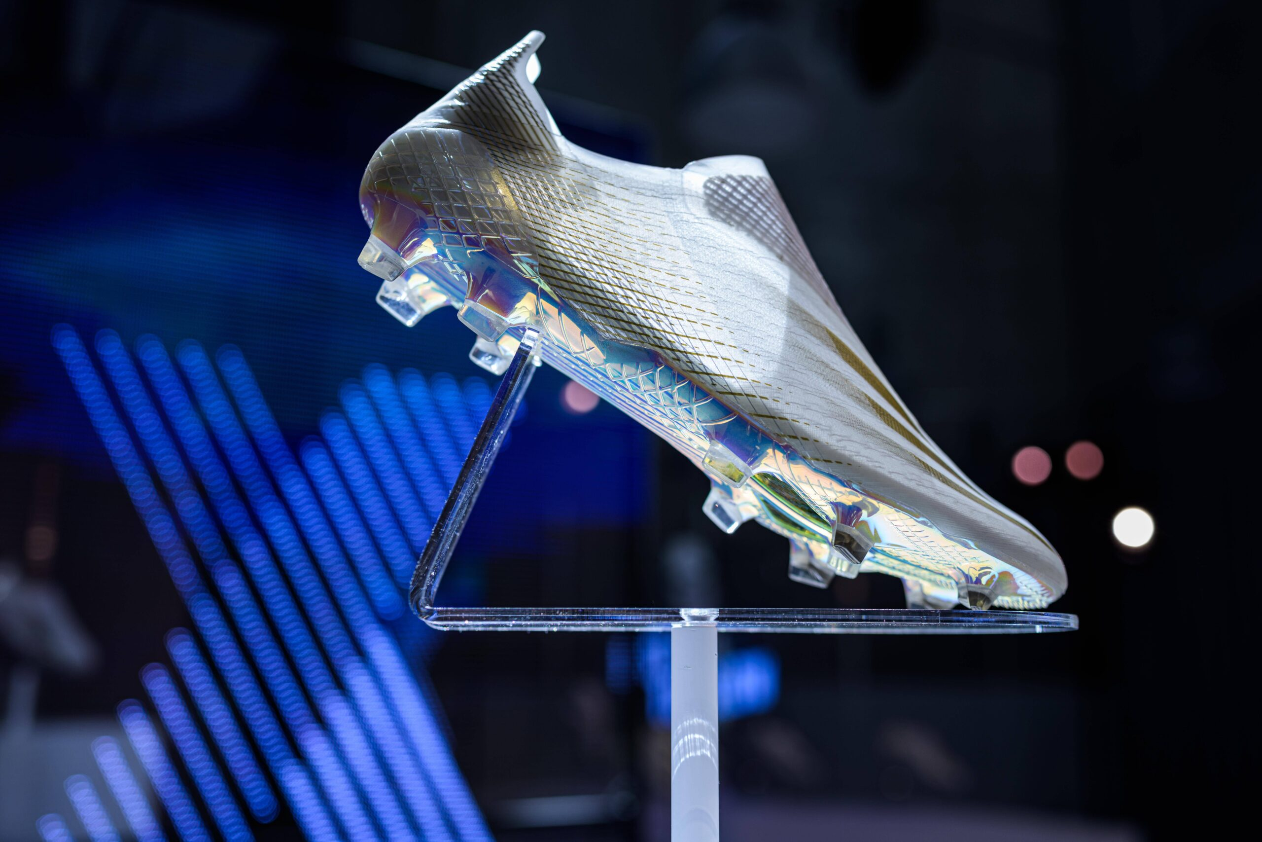 adidas X Ghosted Soccer Boots 4