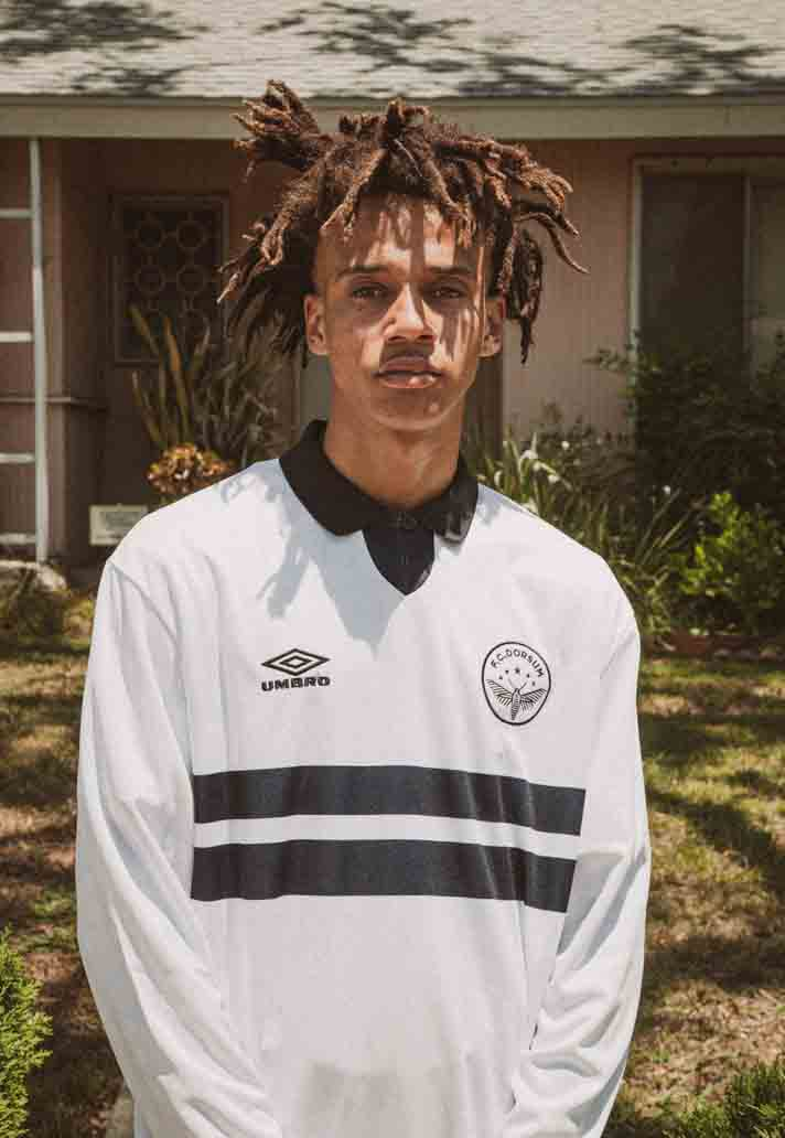 FC Dorsum Drops Their SS20 Collection Lookbook With Umbro 1