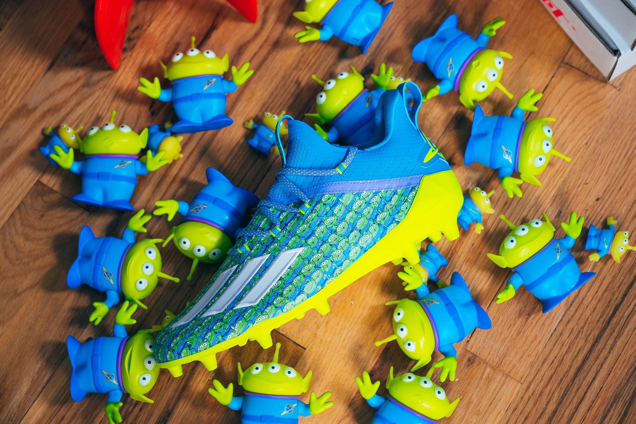 Adidas Football US Pixar Cleats 2