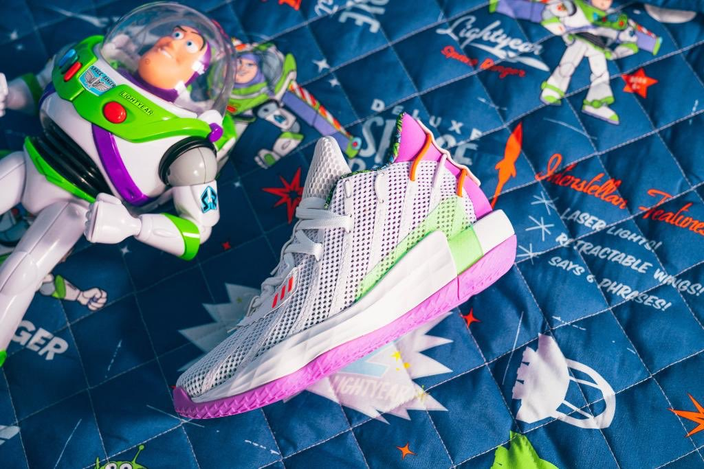 Adidas Pixar Collection Sneaker Buzz Lightyear