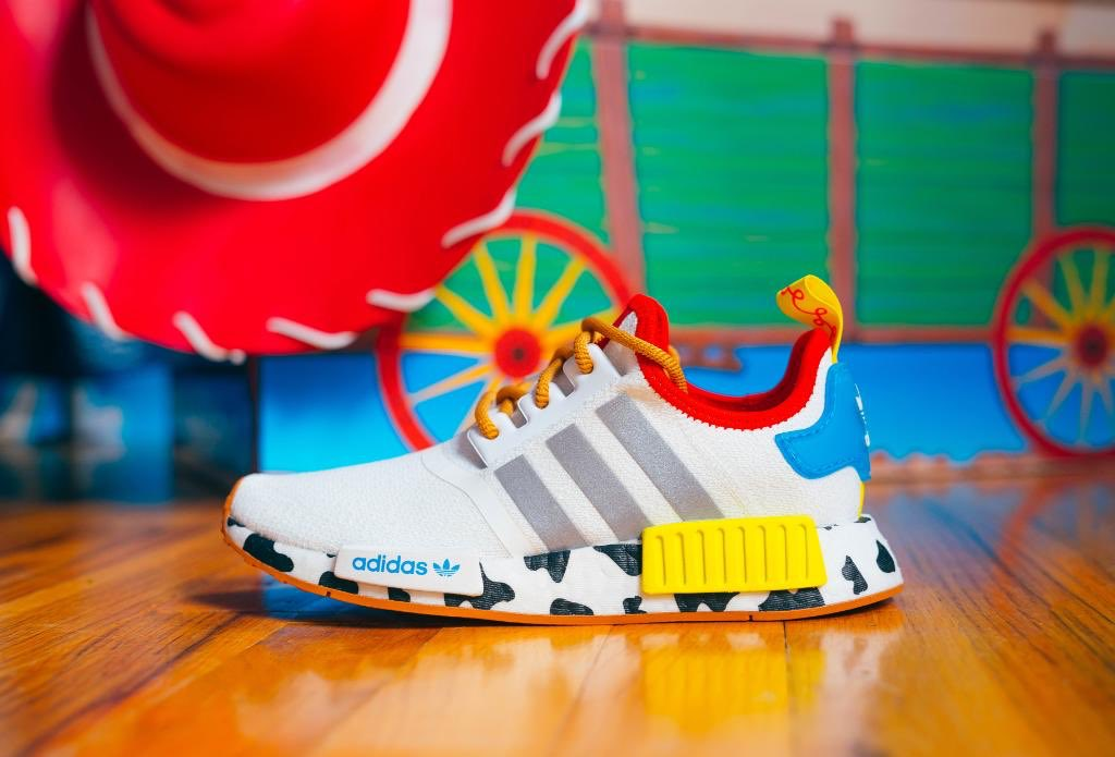 Adidas Pixar Collection Sneaker