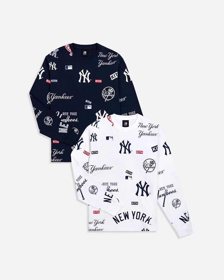 Kith Release MLB Yankees Collection 7