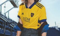 New Adidas Boca Junior Jersey 2020 2