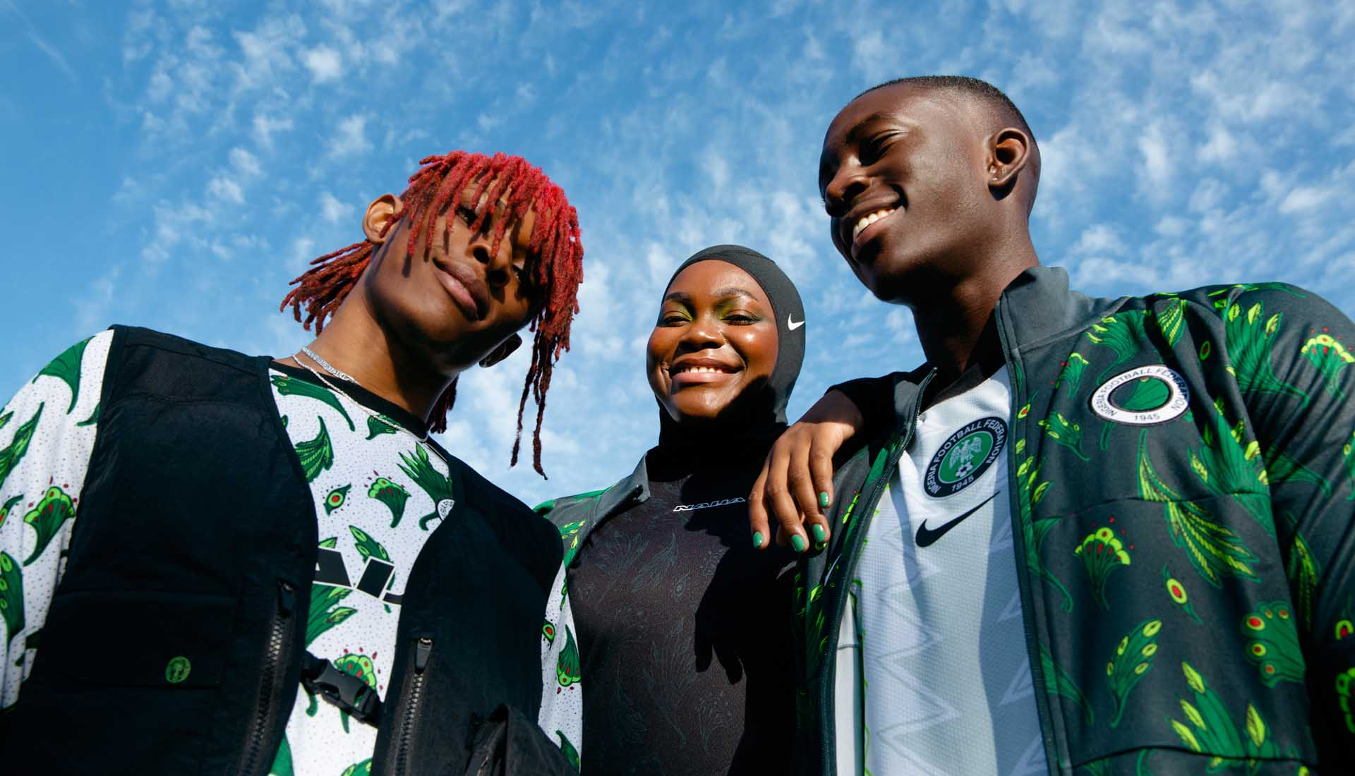 Nigeria National Soccer Team Collection 1