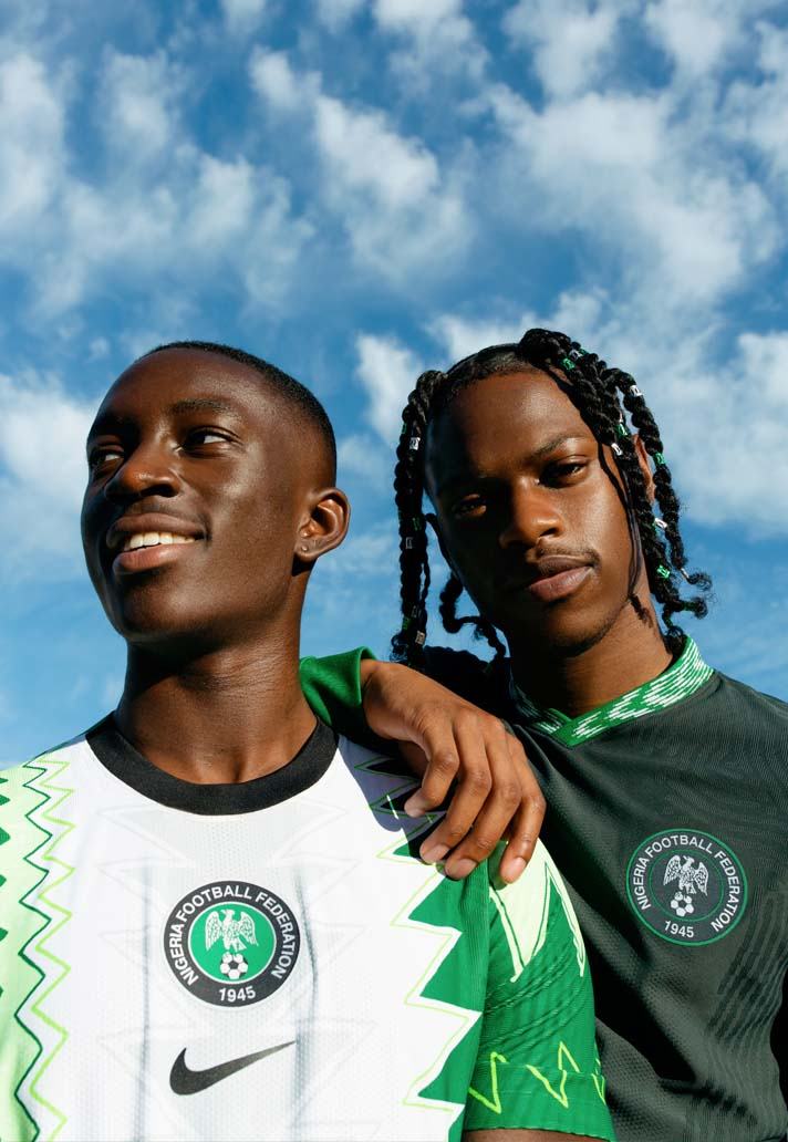 Nigeria National Soccer Team Collection 2