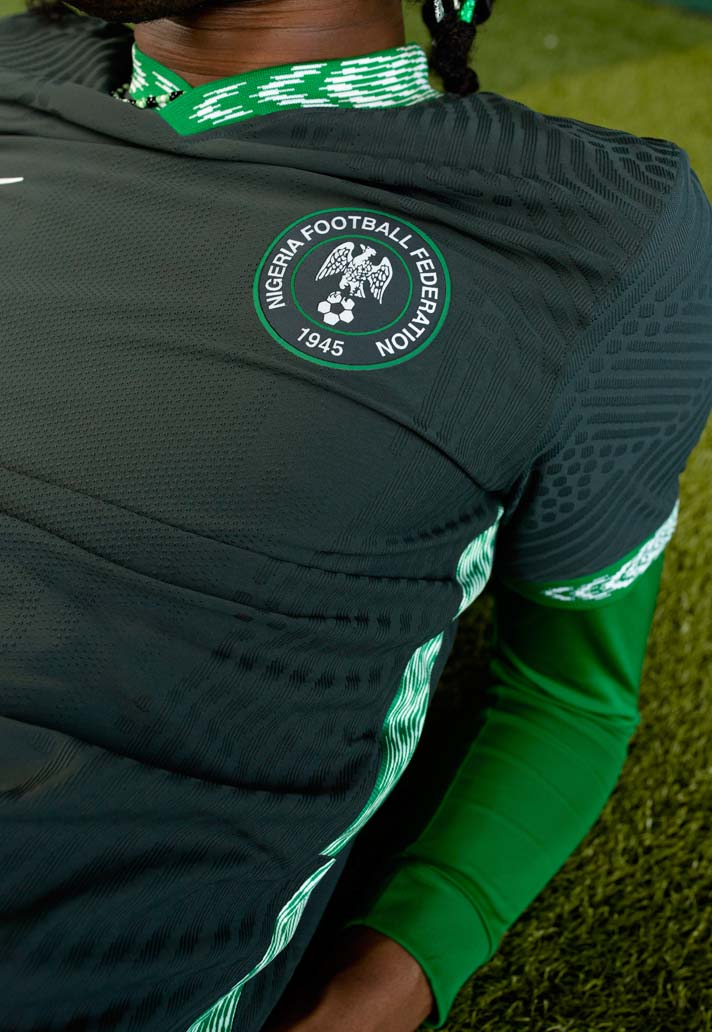 Nigeria National Soccer Team Collection 6