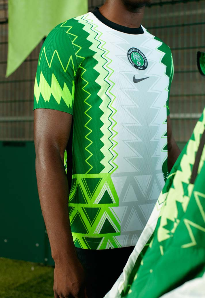 Nigeria National Soccer Team Collection 7