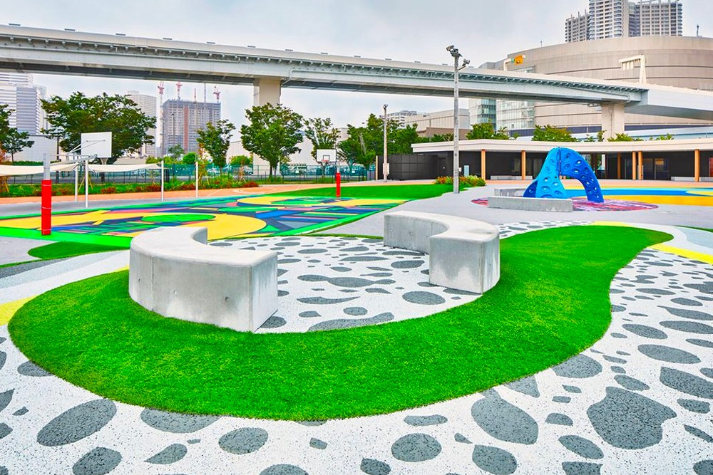 nike tokyo playground sports by art opening 005