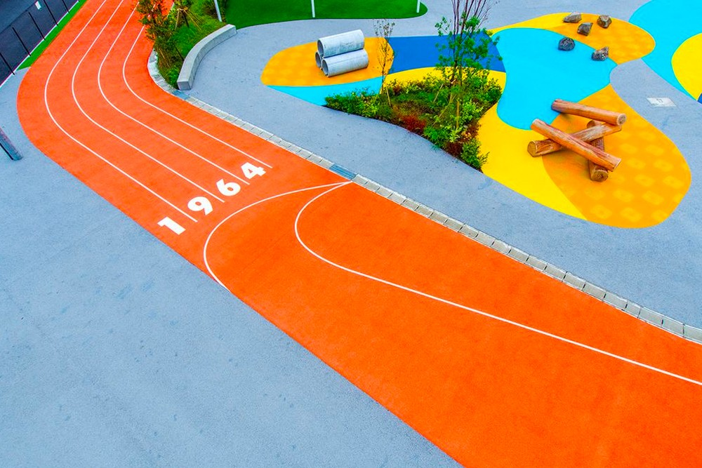 nike tokyo playground sports by art opening 006