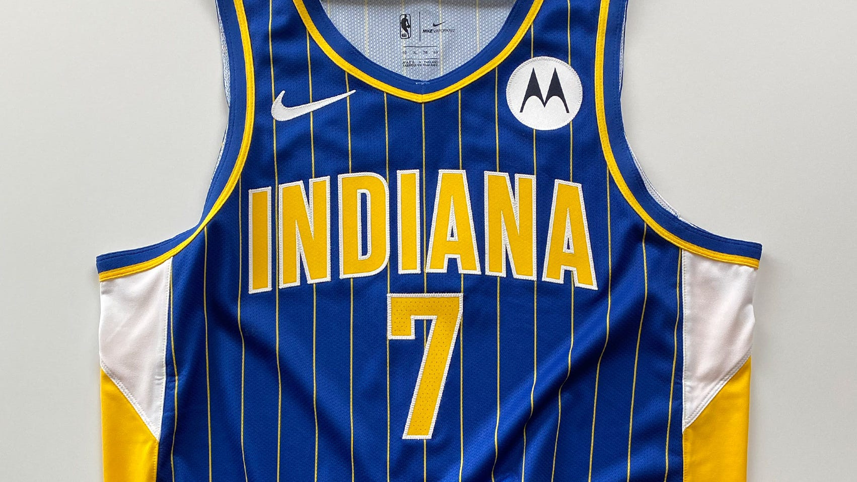 Indiana Pacers Jersey For 2020-21 NBA Season