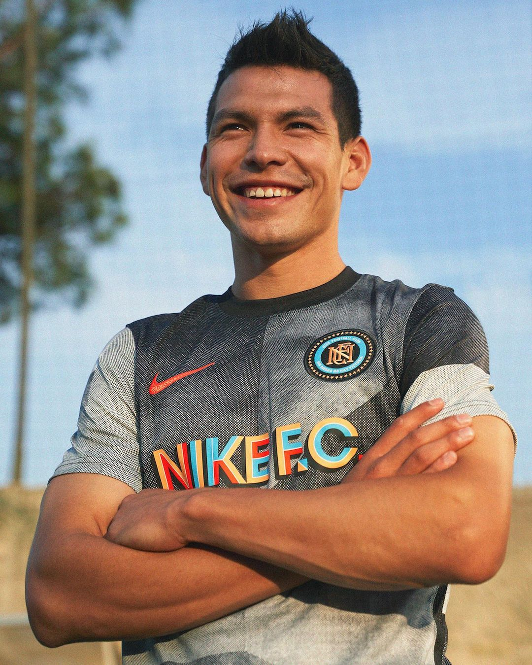 Nike Releases Mexico City Football Collection With Hirving Lozano 1
