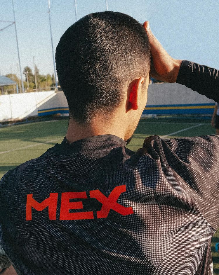 Nike Releases Mexico City Football Collection With Hirving Lozano 6