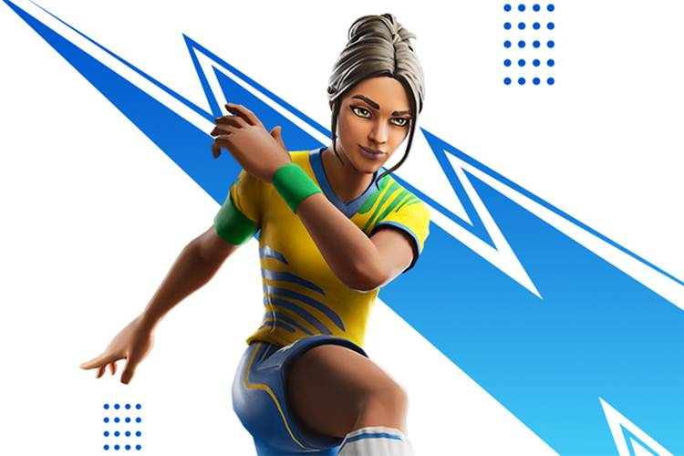 Fortnite x Pele