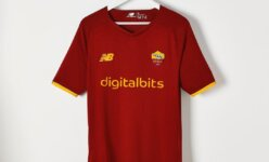 roma home jersey