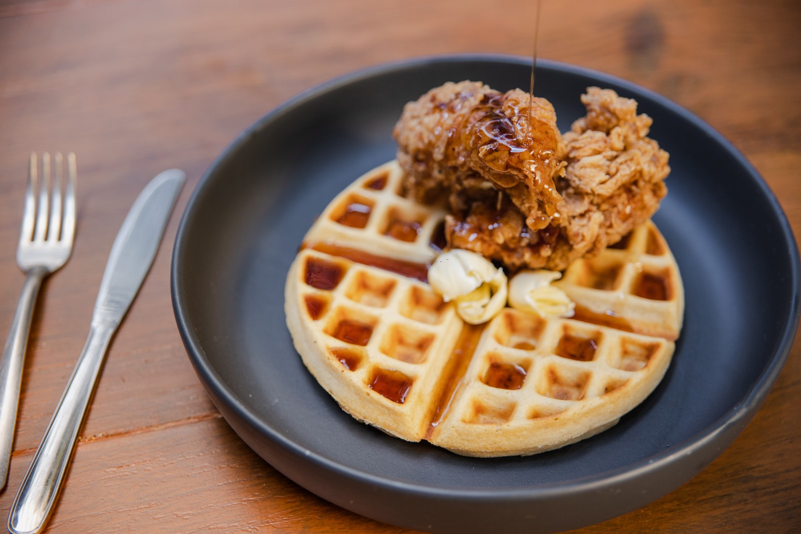 krimy yums chicken and waffles 5