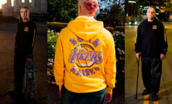 Born x raised and los angeles lakers