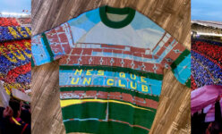 Camp Nou Knitted Sweater