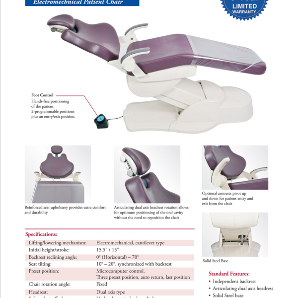 Orlando central florida dentist chair