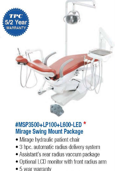 Dentist Dental Operatory package