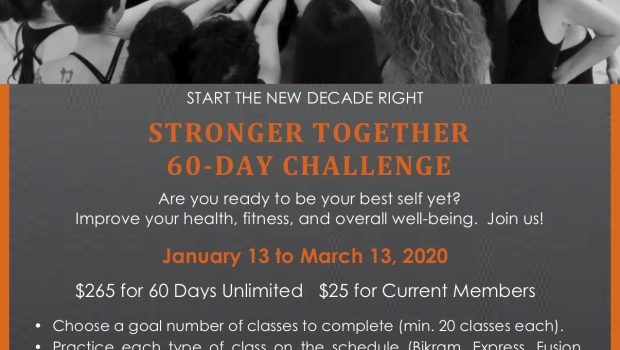 Stronger Together Challenge