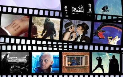 Cinco películas que nos marcaron la vida