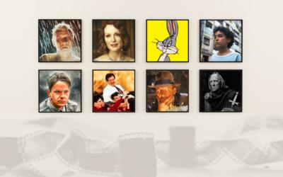 4 personajes del cine que se quedaron con nosotros
