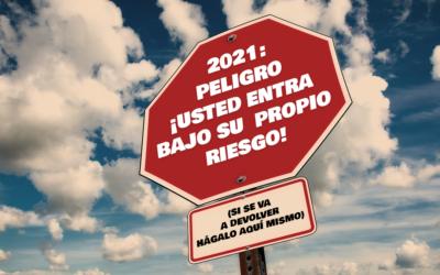 2021 arrancó con esteroides