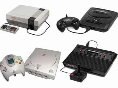 The dawn and evoultion of the video game console