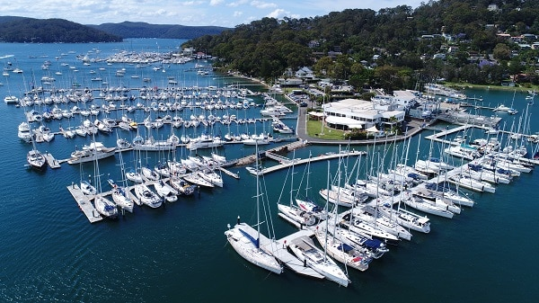Yacht Club installs Licence Plate Recognition cameras to tackle traffic management