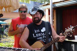 Joe Lerman & Paul Band