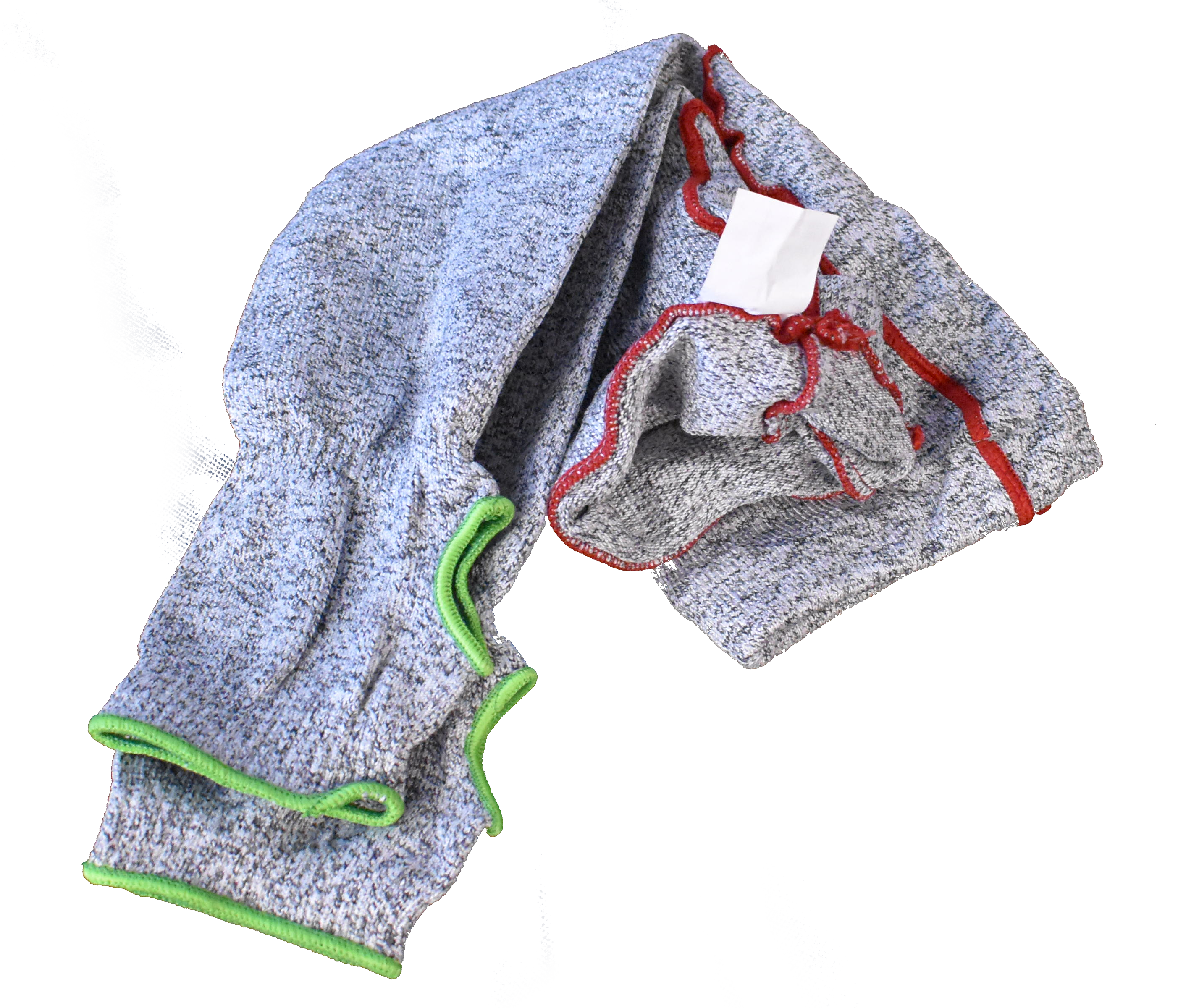grey safety sleeves