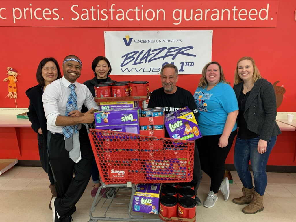 2019 Shopping Cart Showdown Group