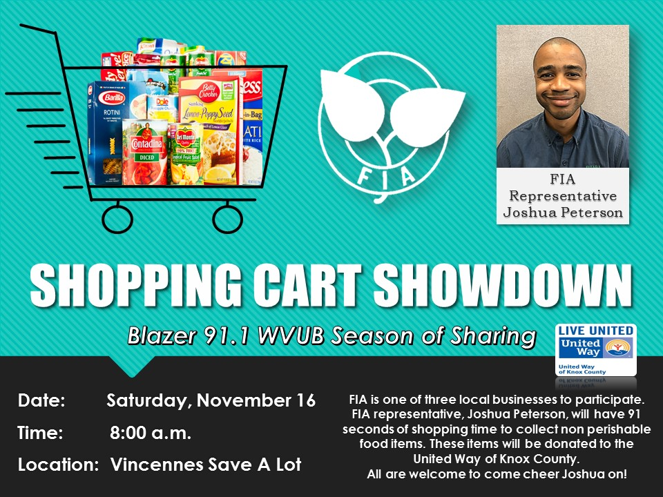 2019 Shopping Cart Showdown flyer